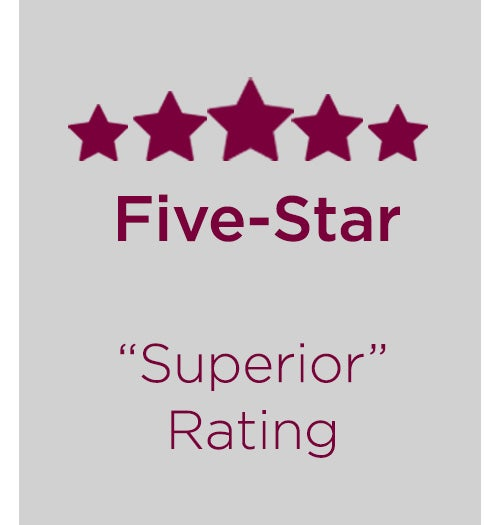 bauerfinancial five star