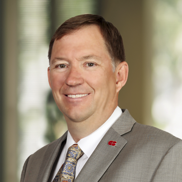 David F. Farnsworth, Executive Vice President and Chief Credit Officer