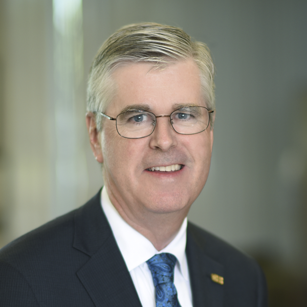 Raymond V. O'Brien III, Chairman, CVB Financial Corp.