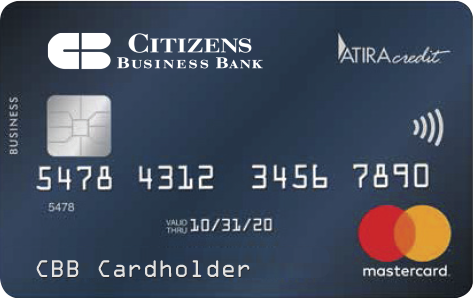 CBB Business Credit Card