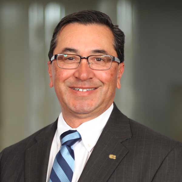 Gilbert W. Estrada, Senior Vice President<br>Inland Empire Region