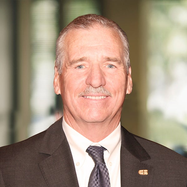 Richard M. Favor, Senior Vice President<br>Central Coast Region
