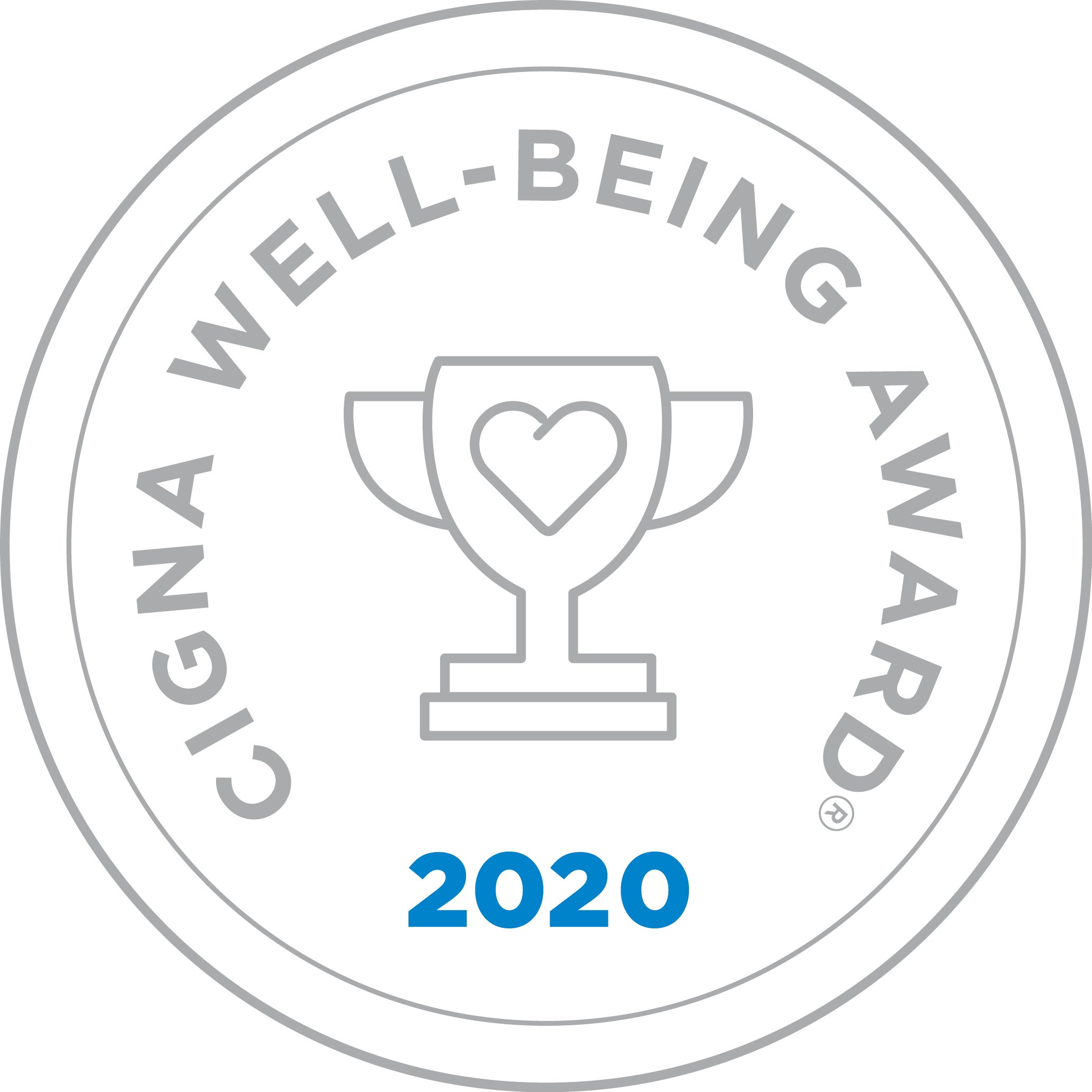 well being award